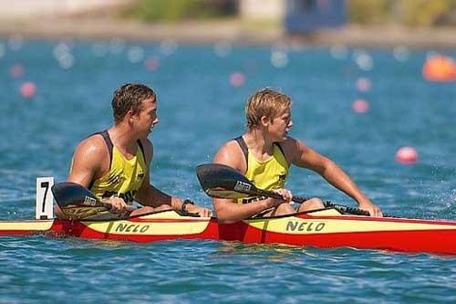 KWCC Kayak Squad